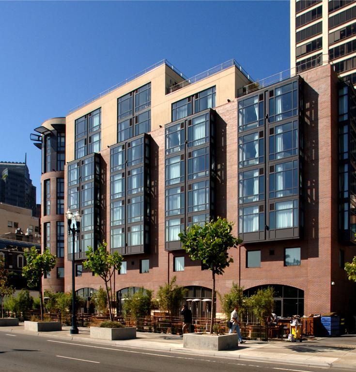 Hotel Vitale - Architizer
