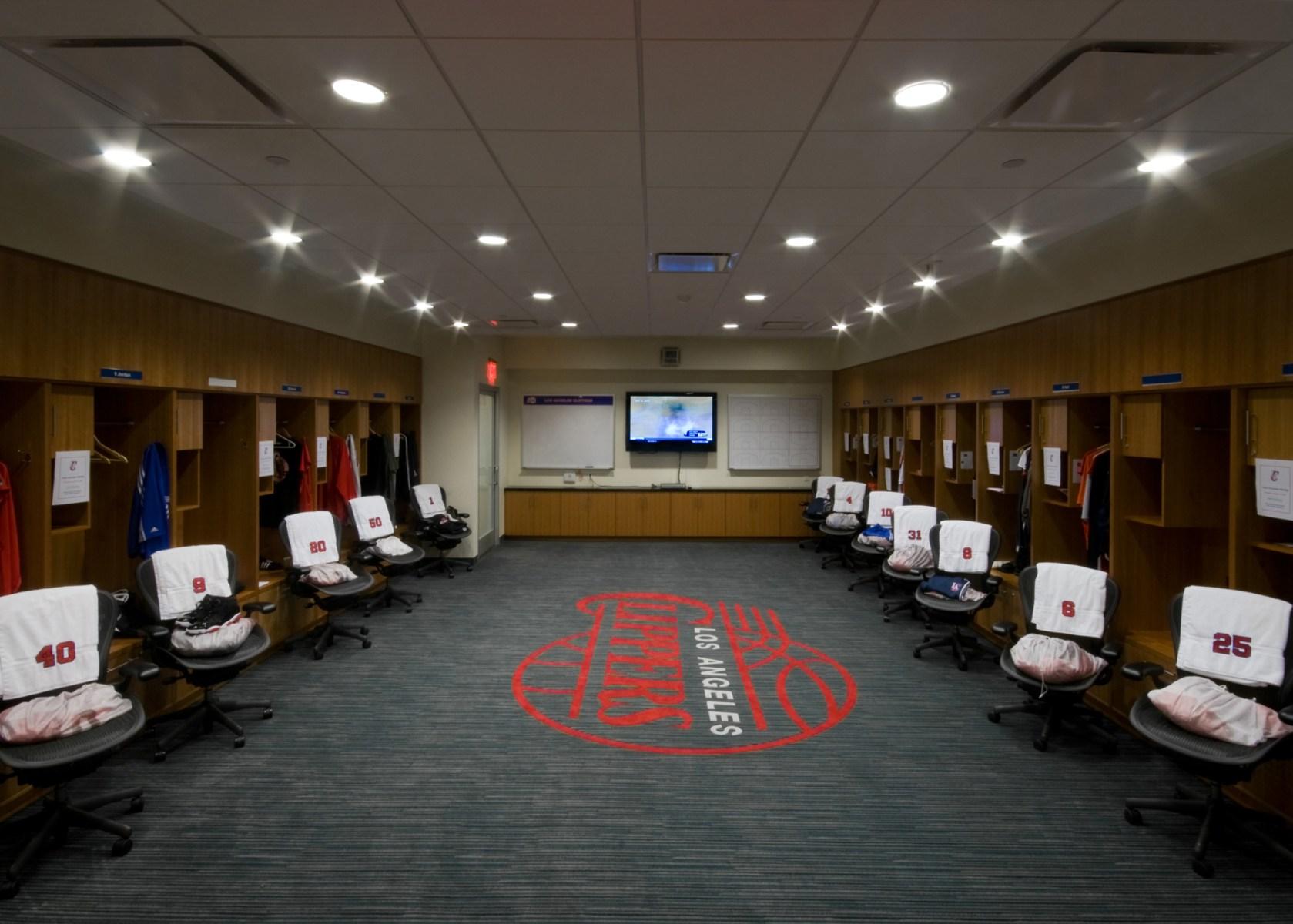 La Clippers Training Facility - Architizer