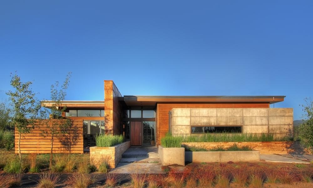 High Desert Pavilion - Architizer