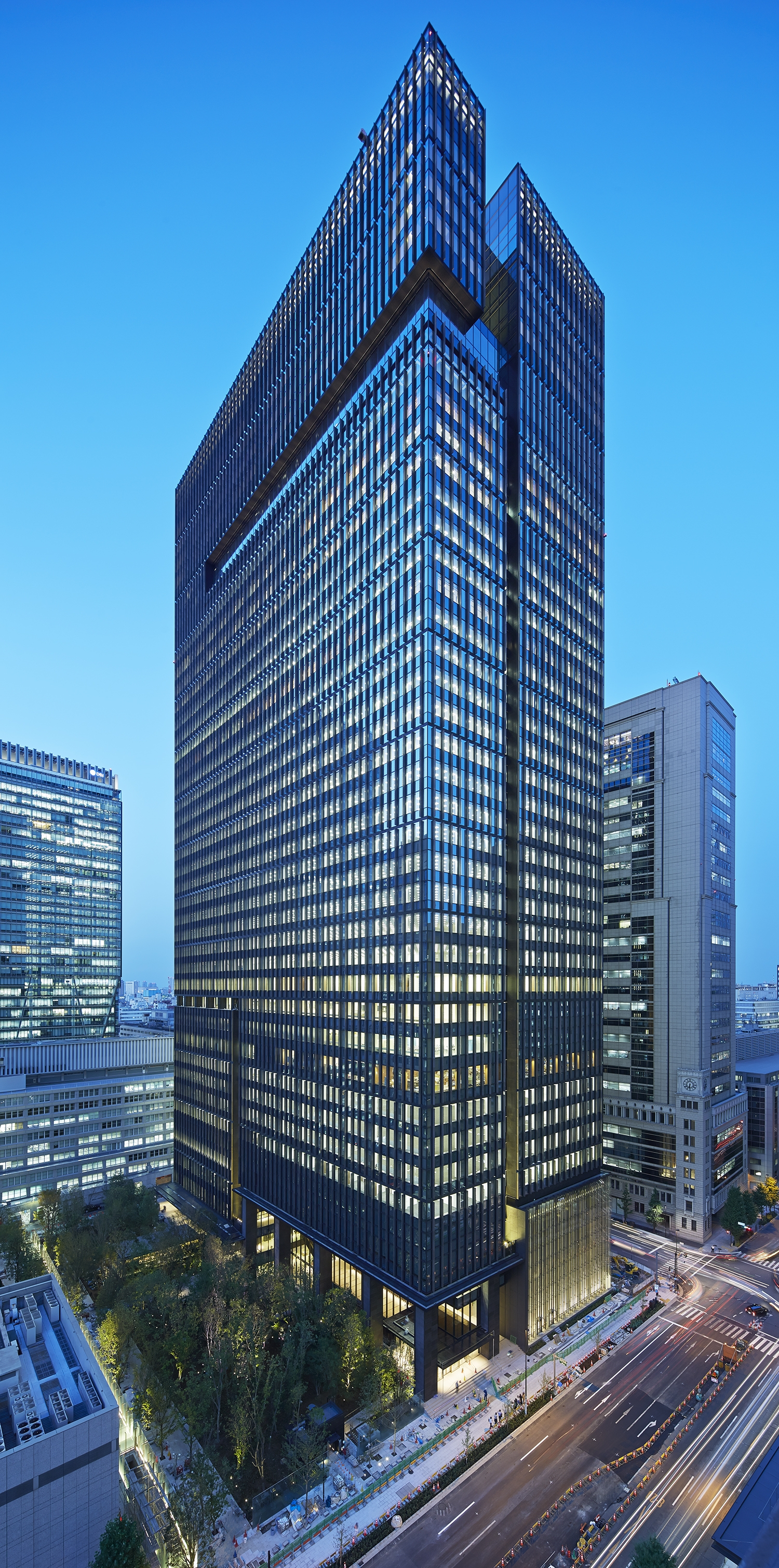 Otemachi Tower - Architizer