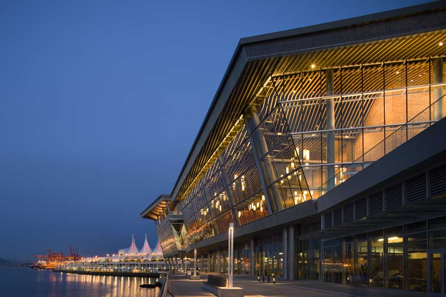 Vancouver Convention Center West - Architizer