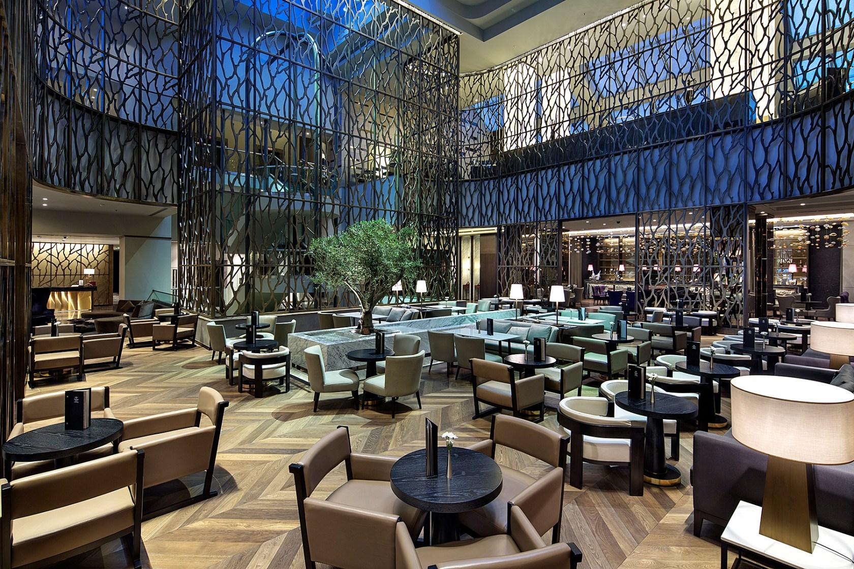 Hilton Ankara - Architizer