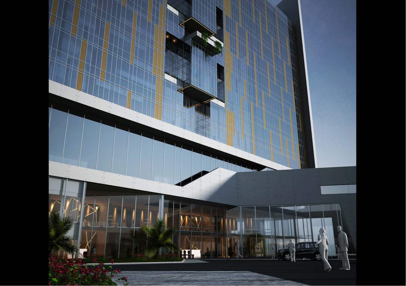 Juba Business Hotel - Architizer