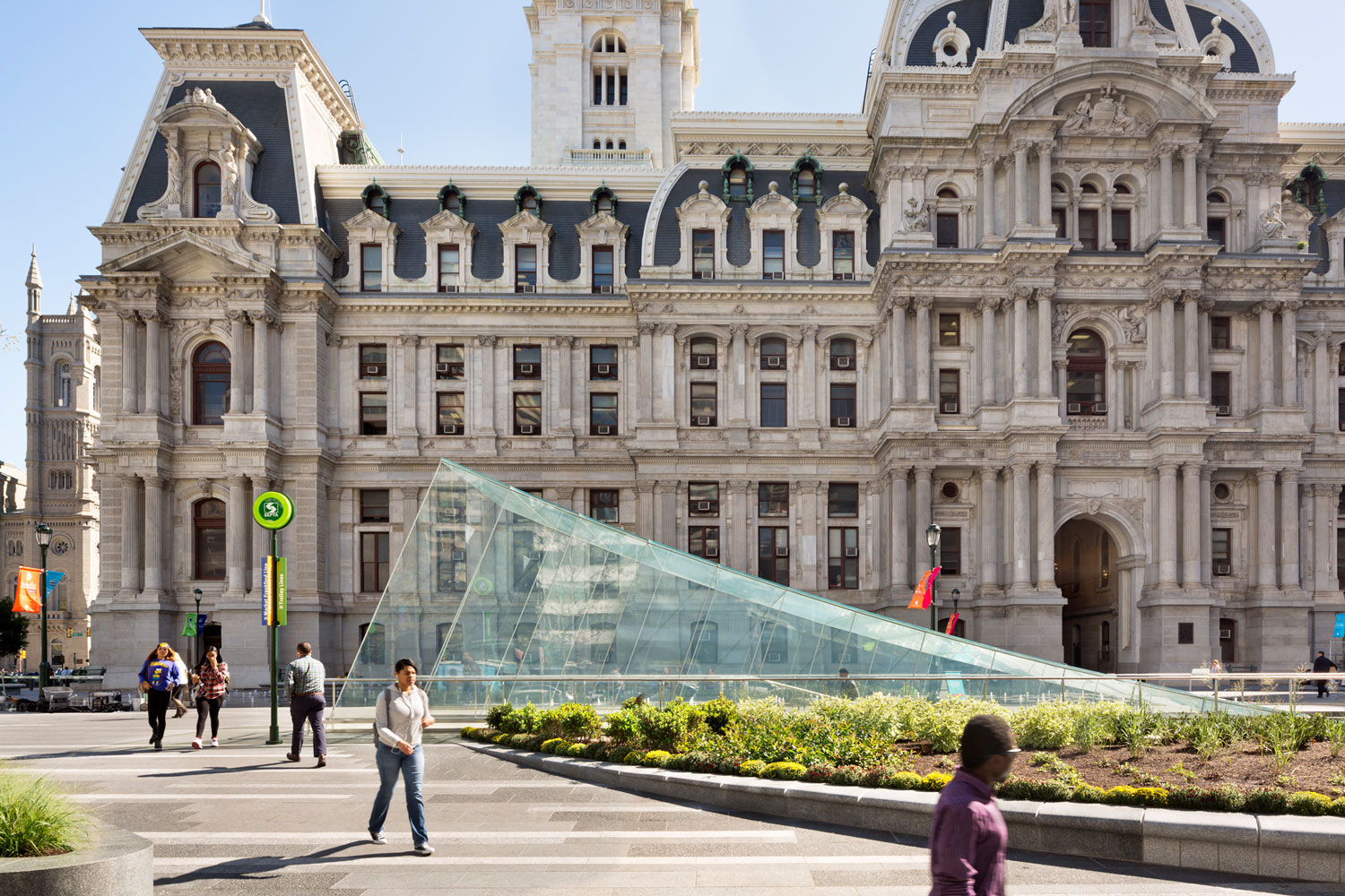 Dilworth Park - Architizer