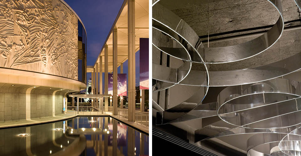Mark Taper Forum Renovation  Architizer