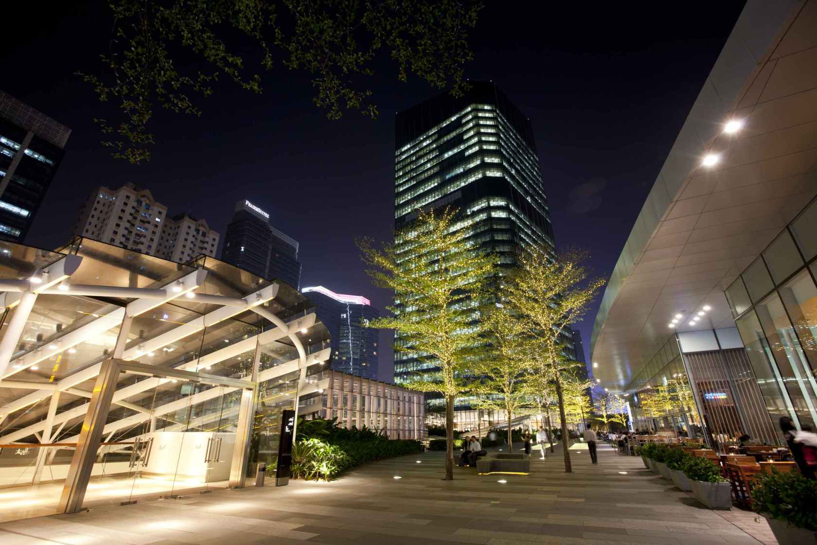 Taikoo Hui Green Roof And Plazas - Architizer