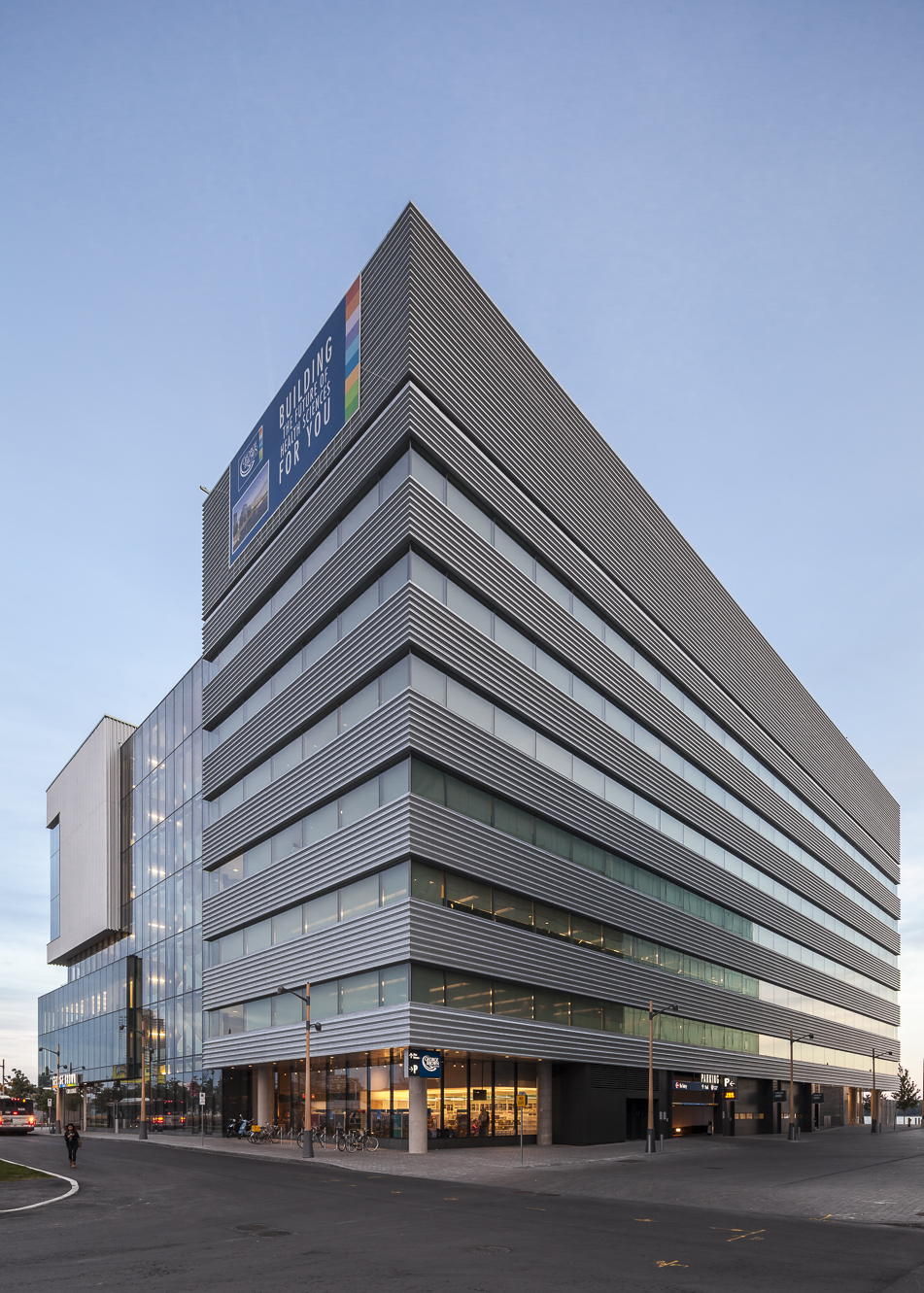 George Brown College Waterfront Campus - Kpmb Architects