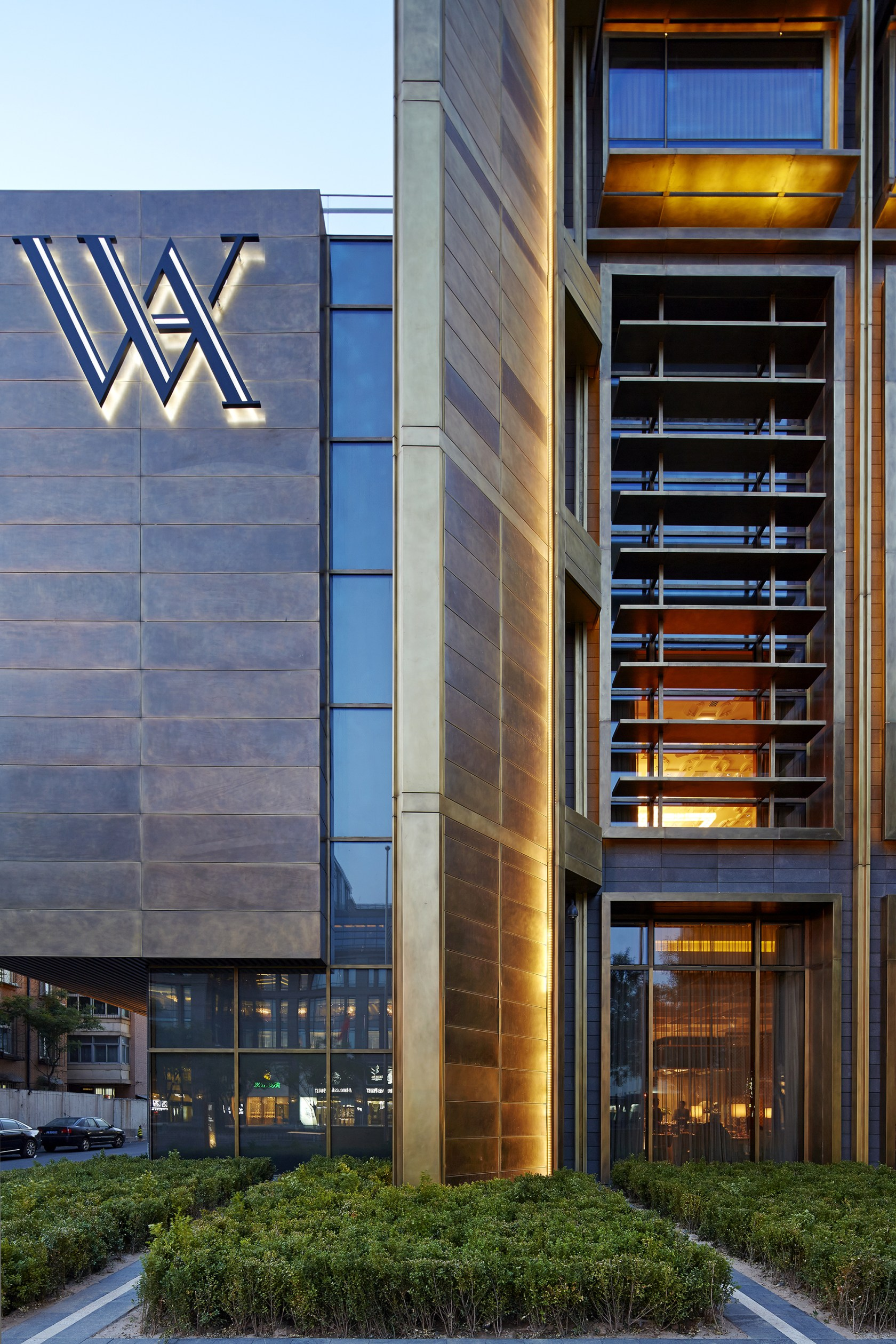 Waldorf Astoria Beijing - Architizer