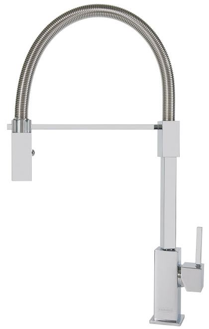 professional kitchen faucets island top planar 8 flex semi faucet architizer