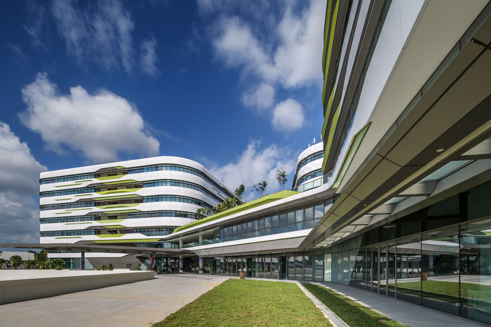 Singapore University Of Technology And Design Architizer