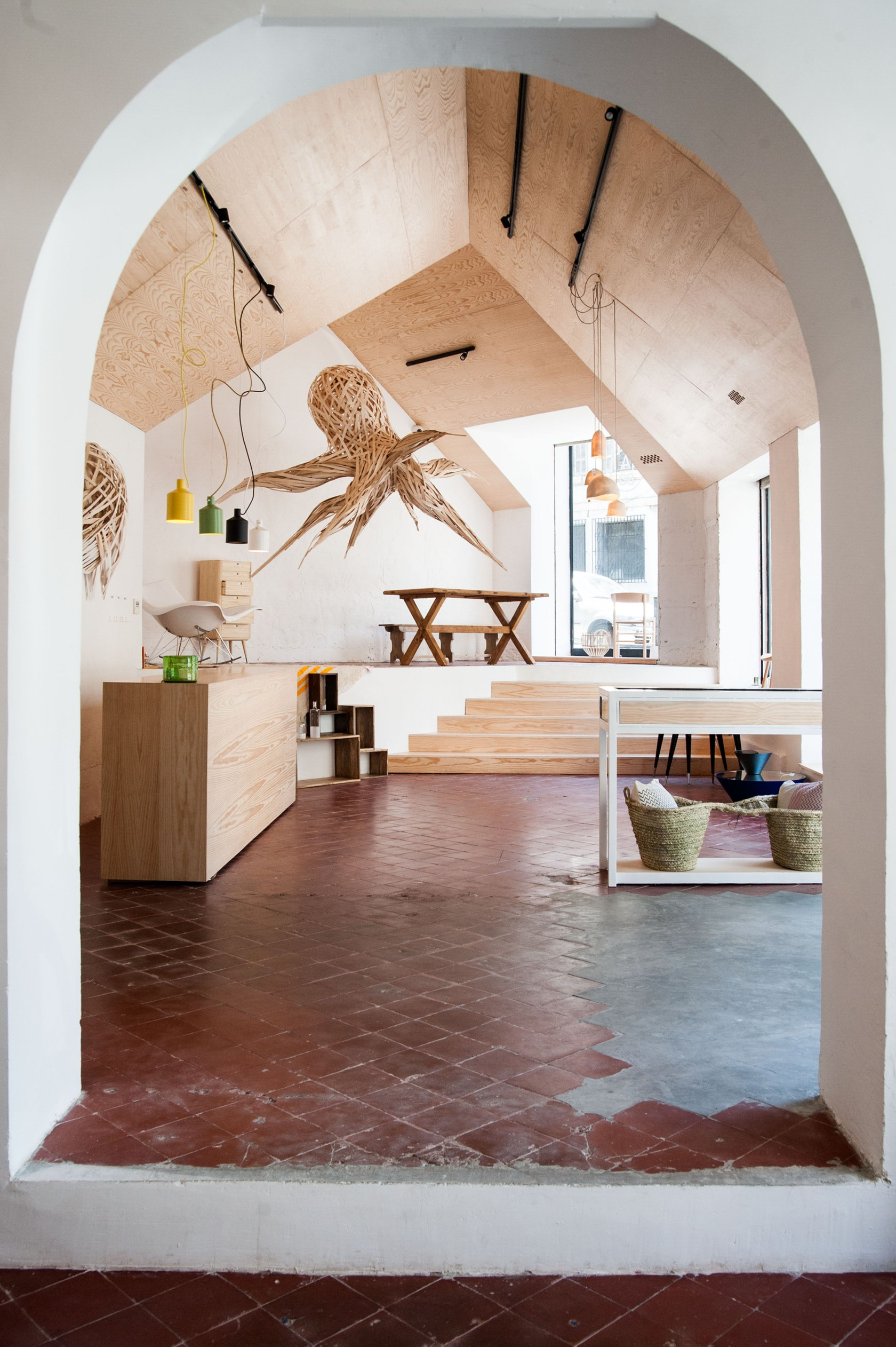 Labo Lifestore And Exhibition Space - Architizer