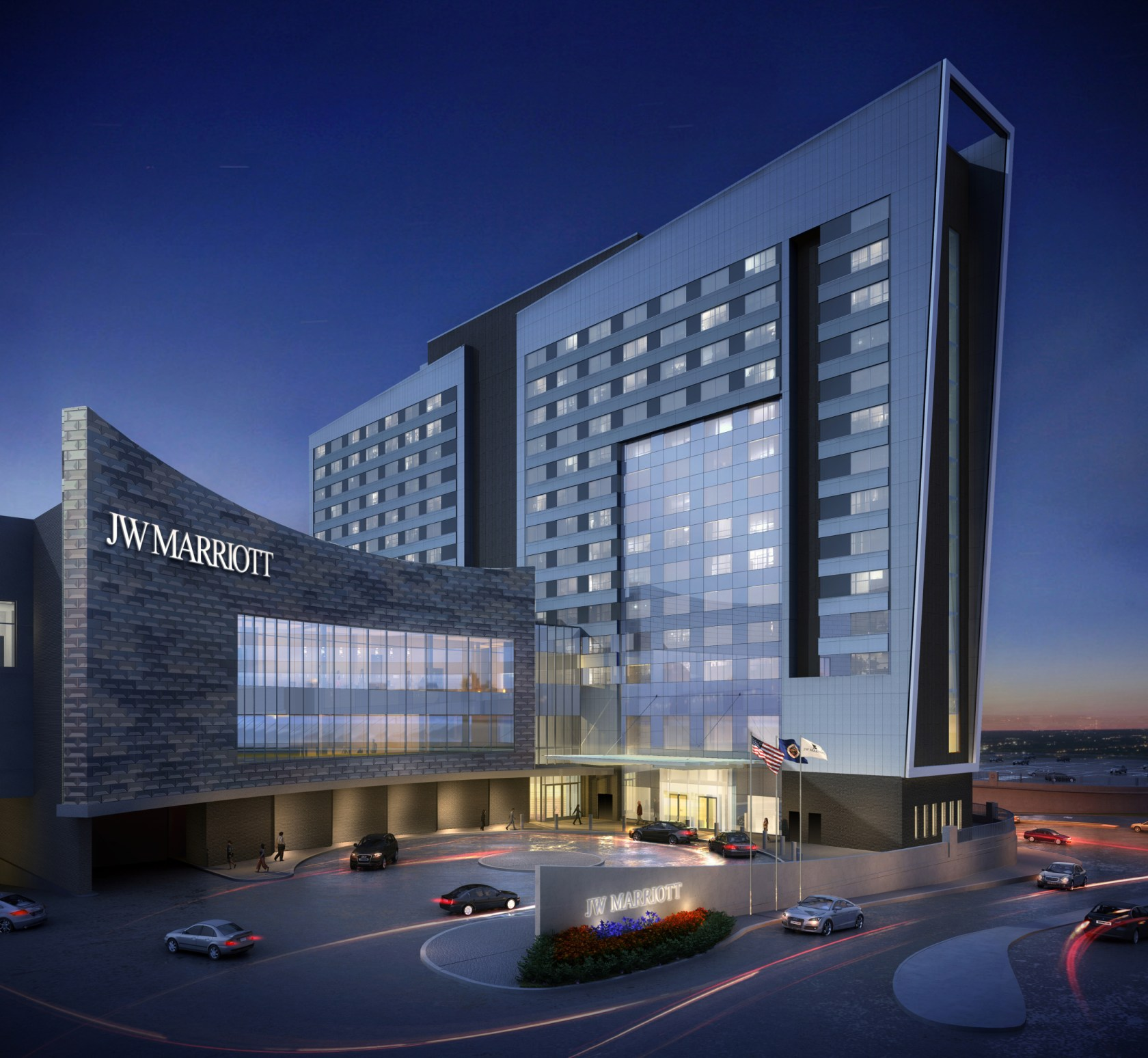 Mall Of America Expansion And Jw Marriott Hotel - Architizer