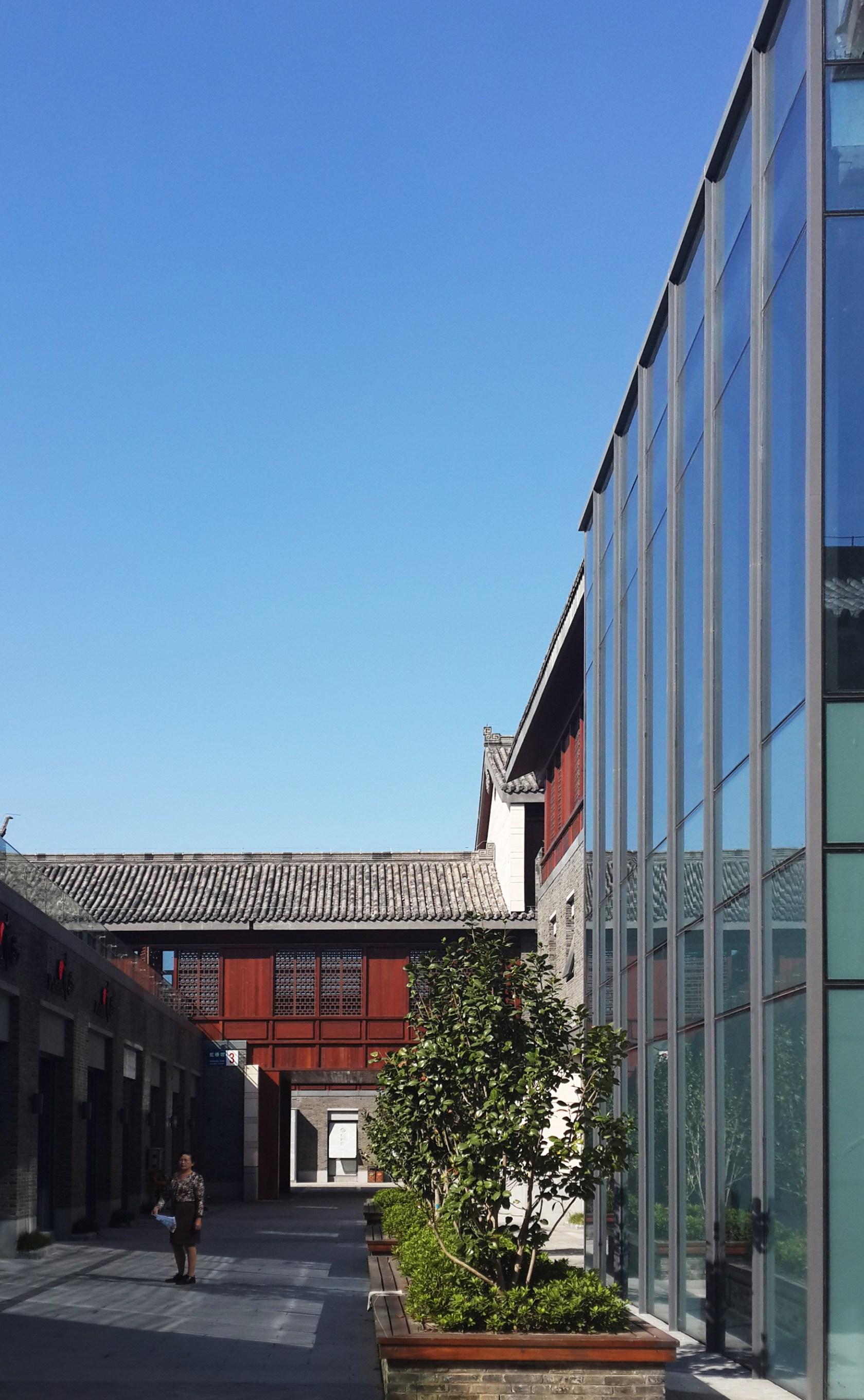 Yangzhou Hongqiao Commercial Street - Architizer