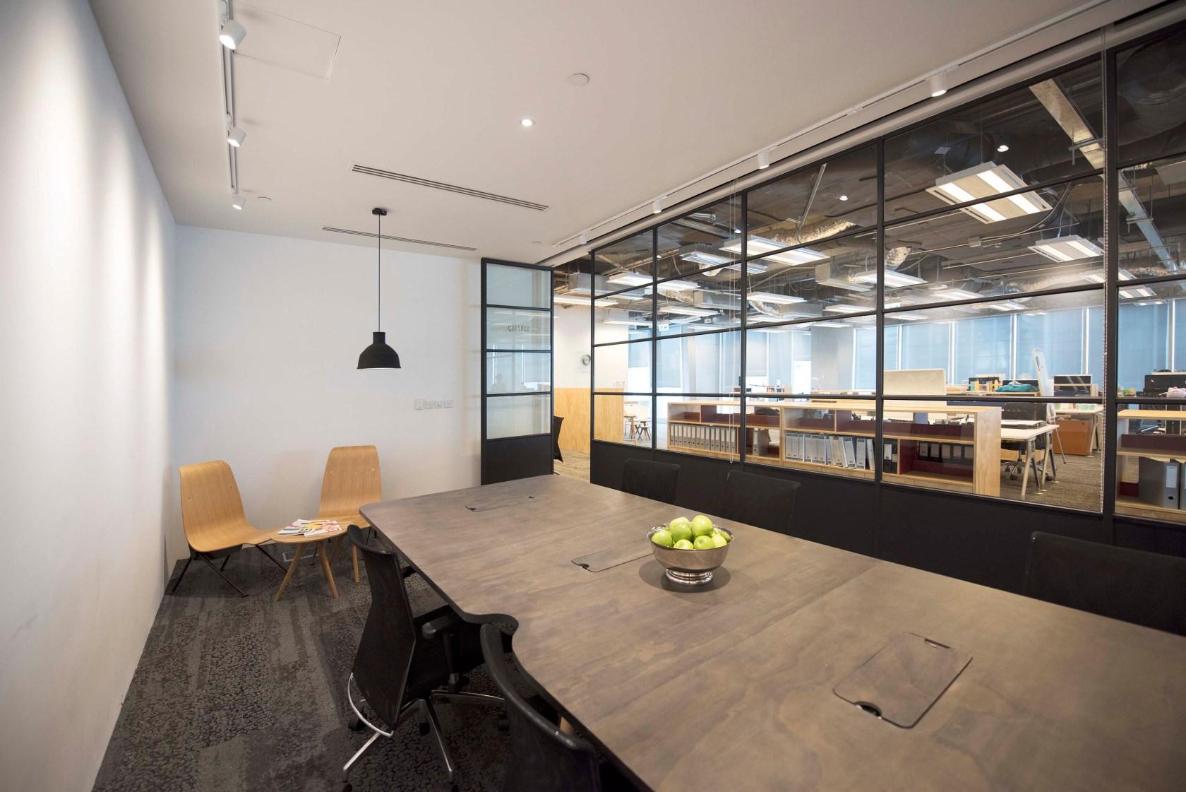 Leo Burnett Hong Kong Office - Architizer