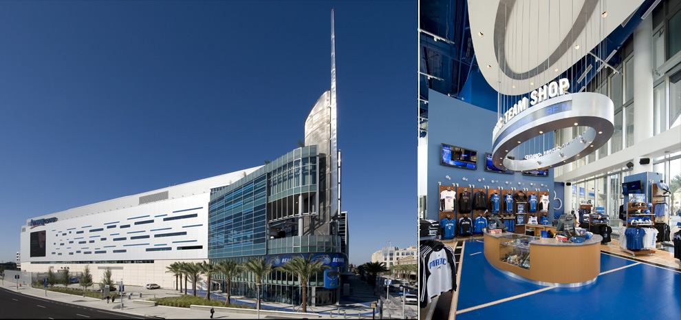 Amway Center  Architizer