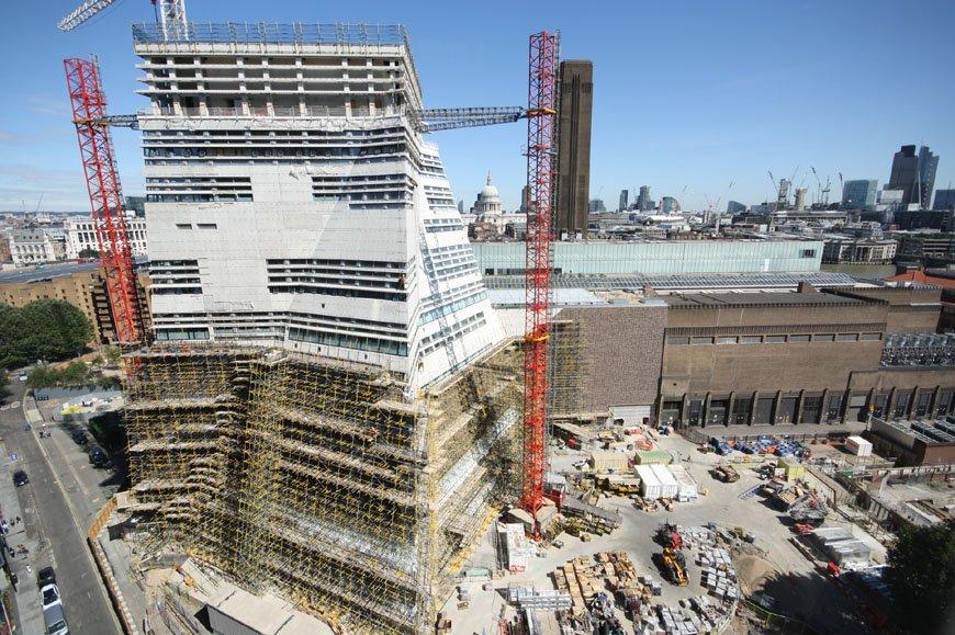 Tate Modern - Architizer