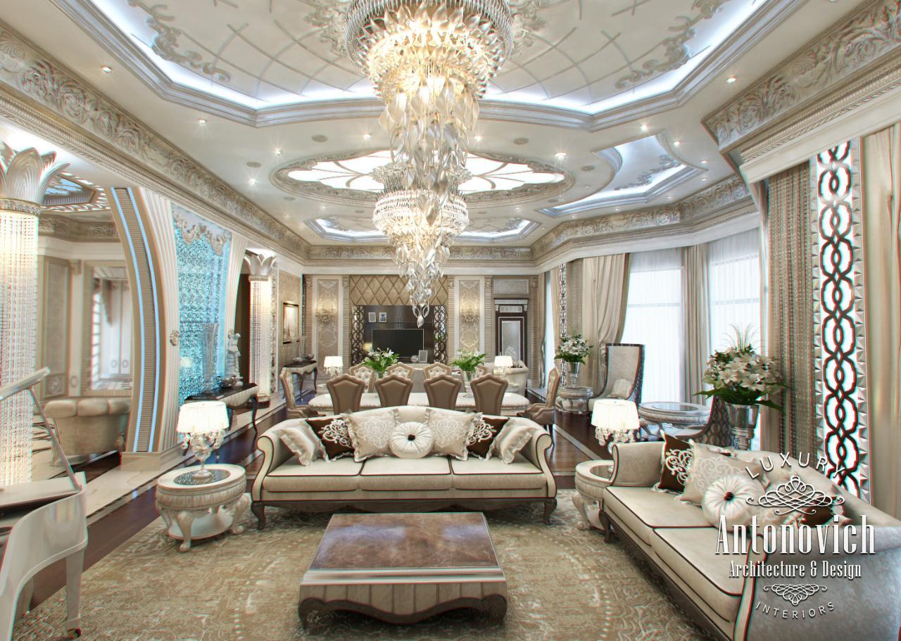 Interior Design Company in Dubai Luxury Antonovich Design ...