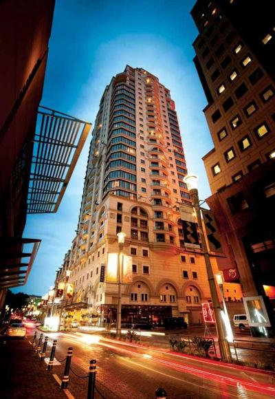 Michelangelo Towers - Architizer