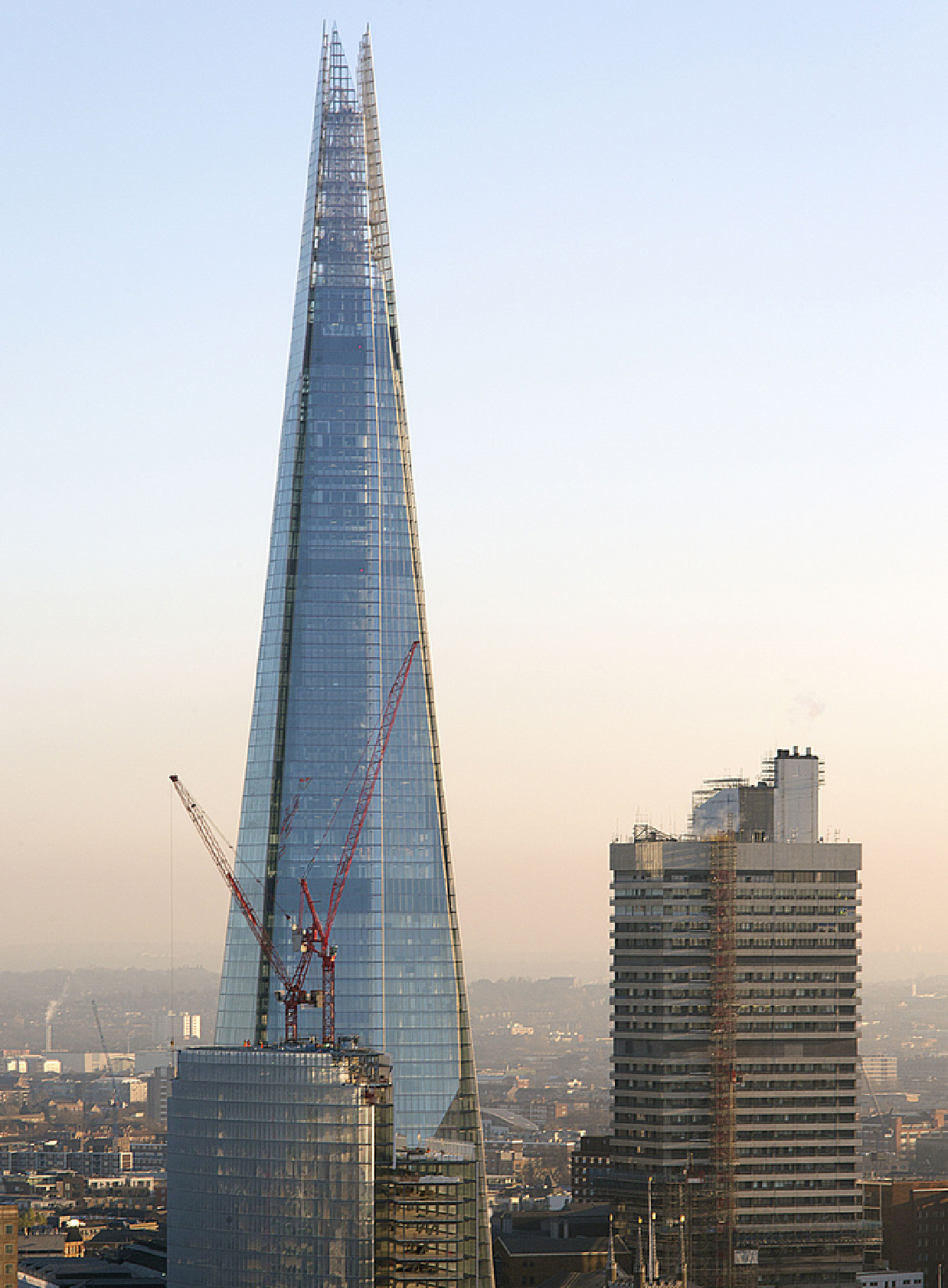 Shard London Bridge - Architizer
