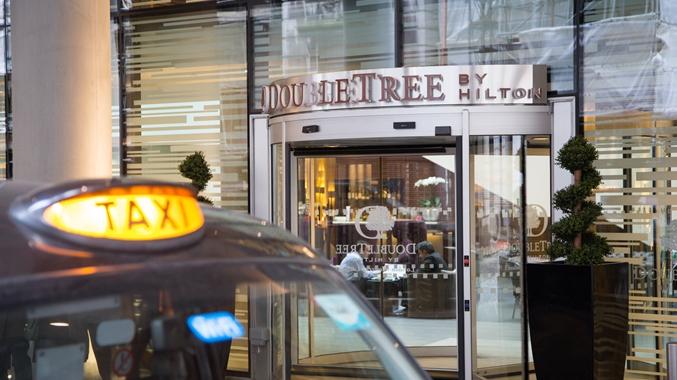 Double Tree Hilton Hotel London - Architizer