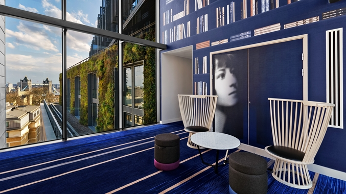 Double Tree Hilton Hotel London - Architizer
