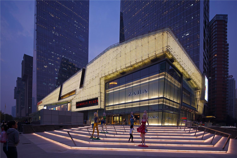 Beijing Gemdale Plaza - Architizer