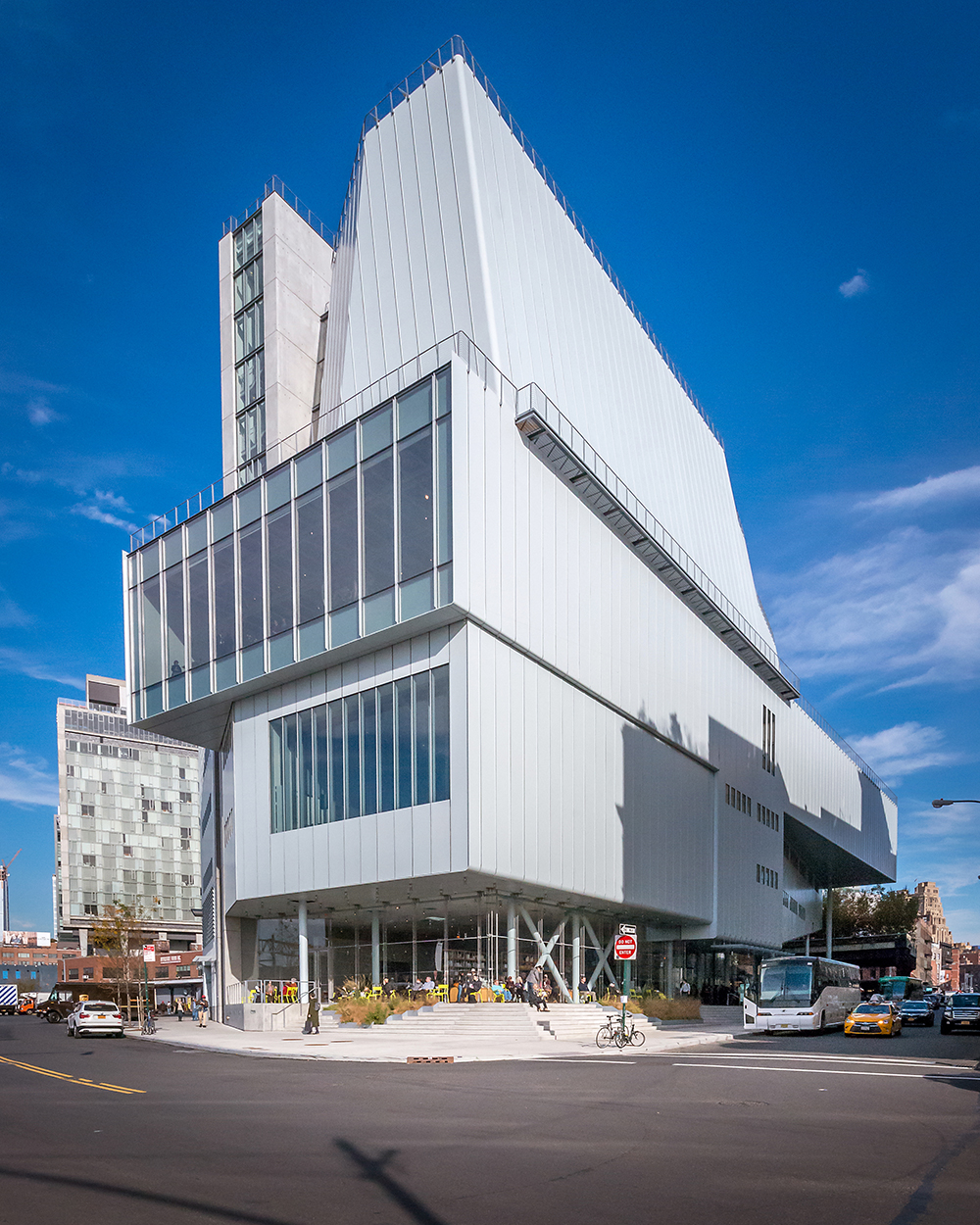 Whitney Museum Of American Art - Architizer