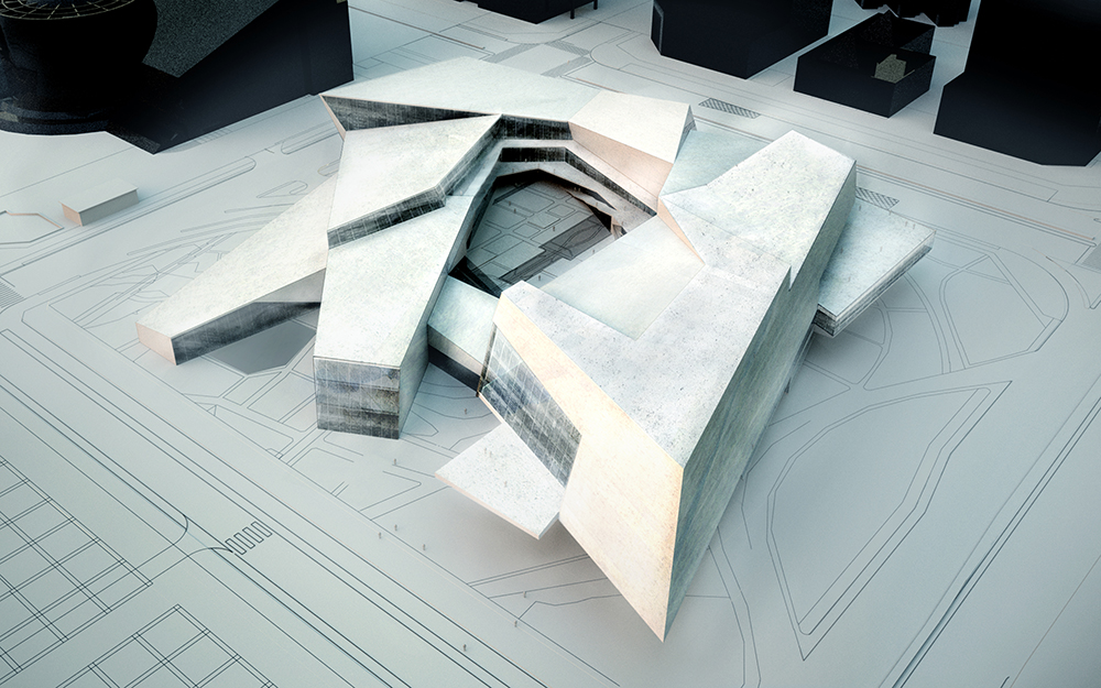 Mocape - Museum Of Contemporary Arts And Planning