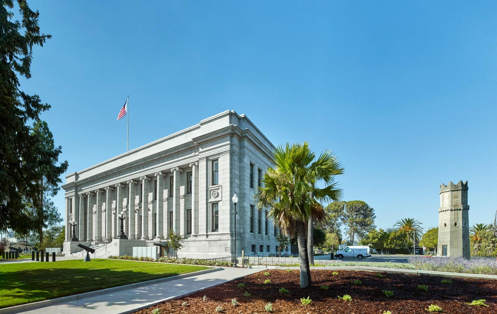 Solano Courthouse Historic Renovation - Architizer