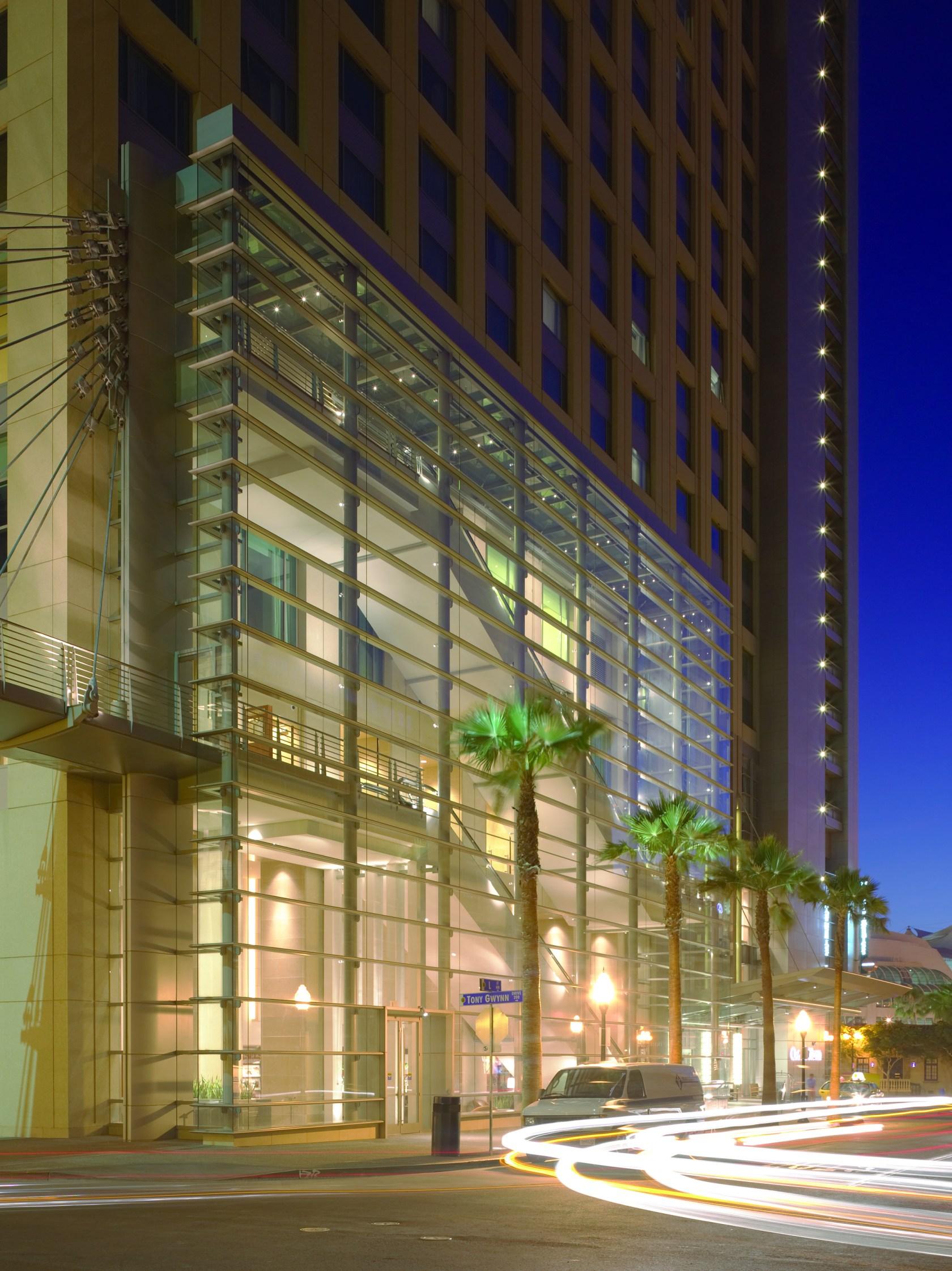 Omni San Diego And Metropolitan Residences - Architizer