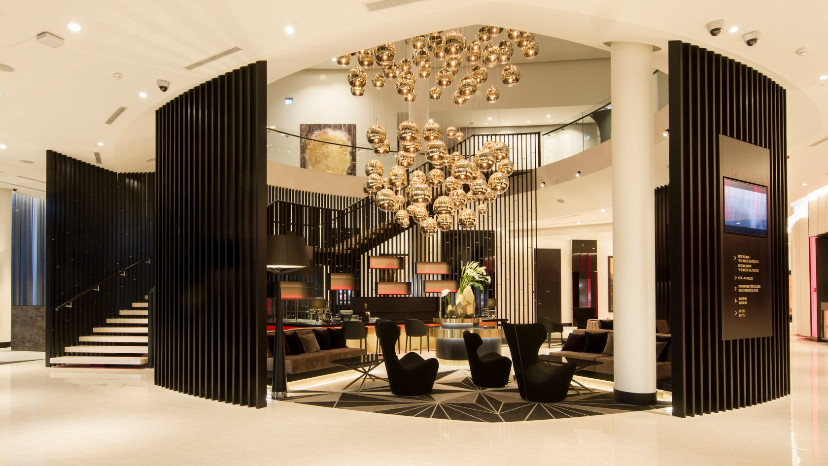 Hilton Park Hotel Tallinn - Architizer