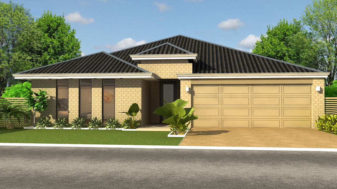 3D Home Design Exterior