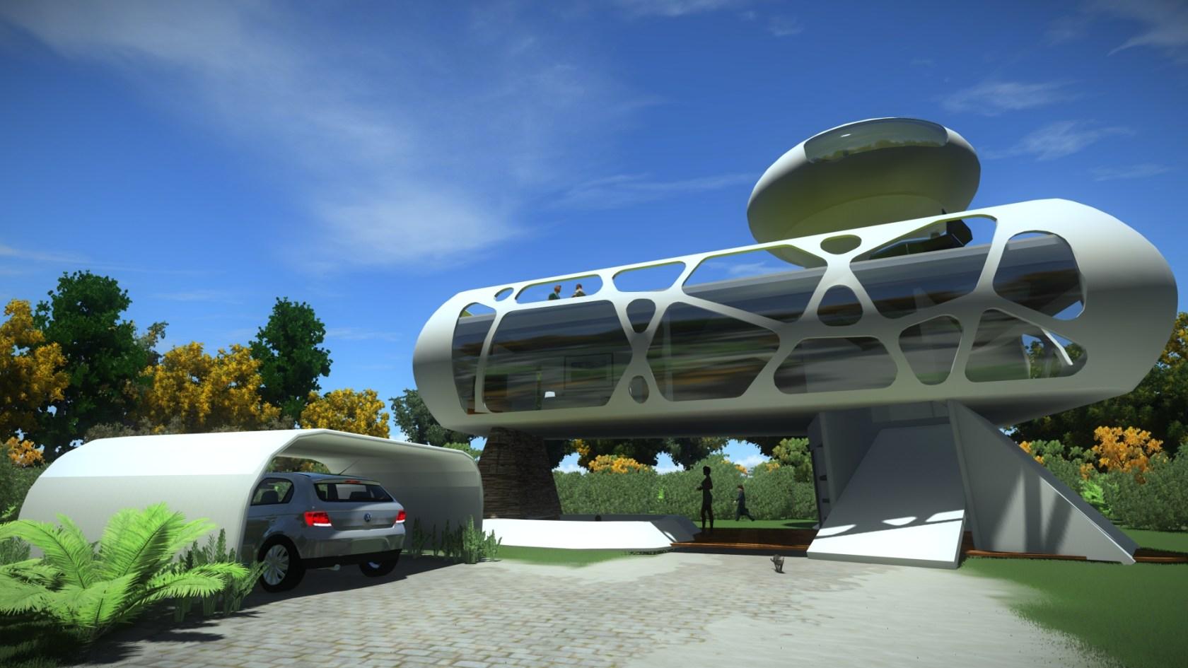 etznab architectural design  Architizer