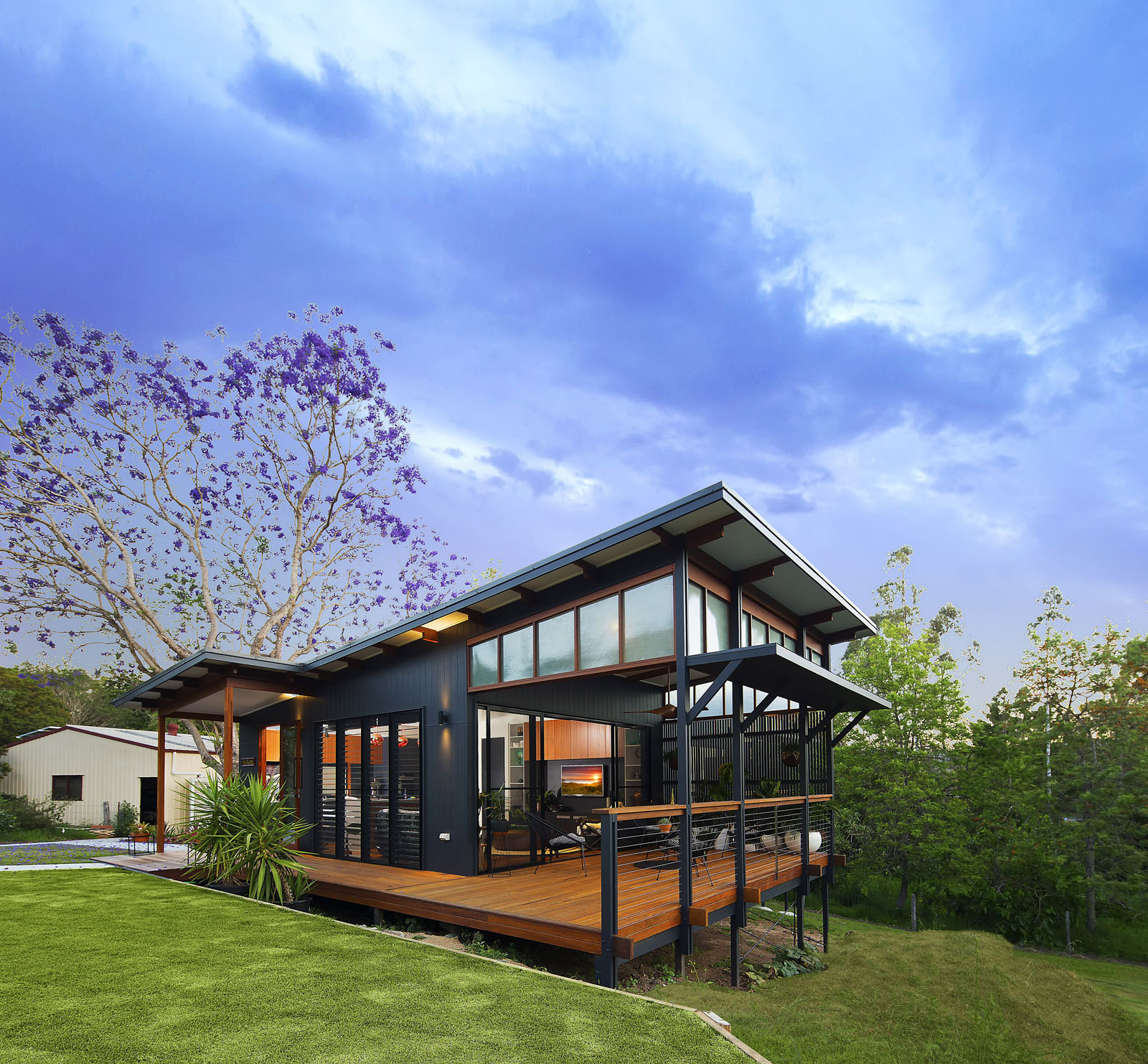 Samford Valley Small House Architizer