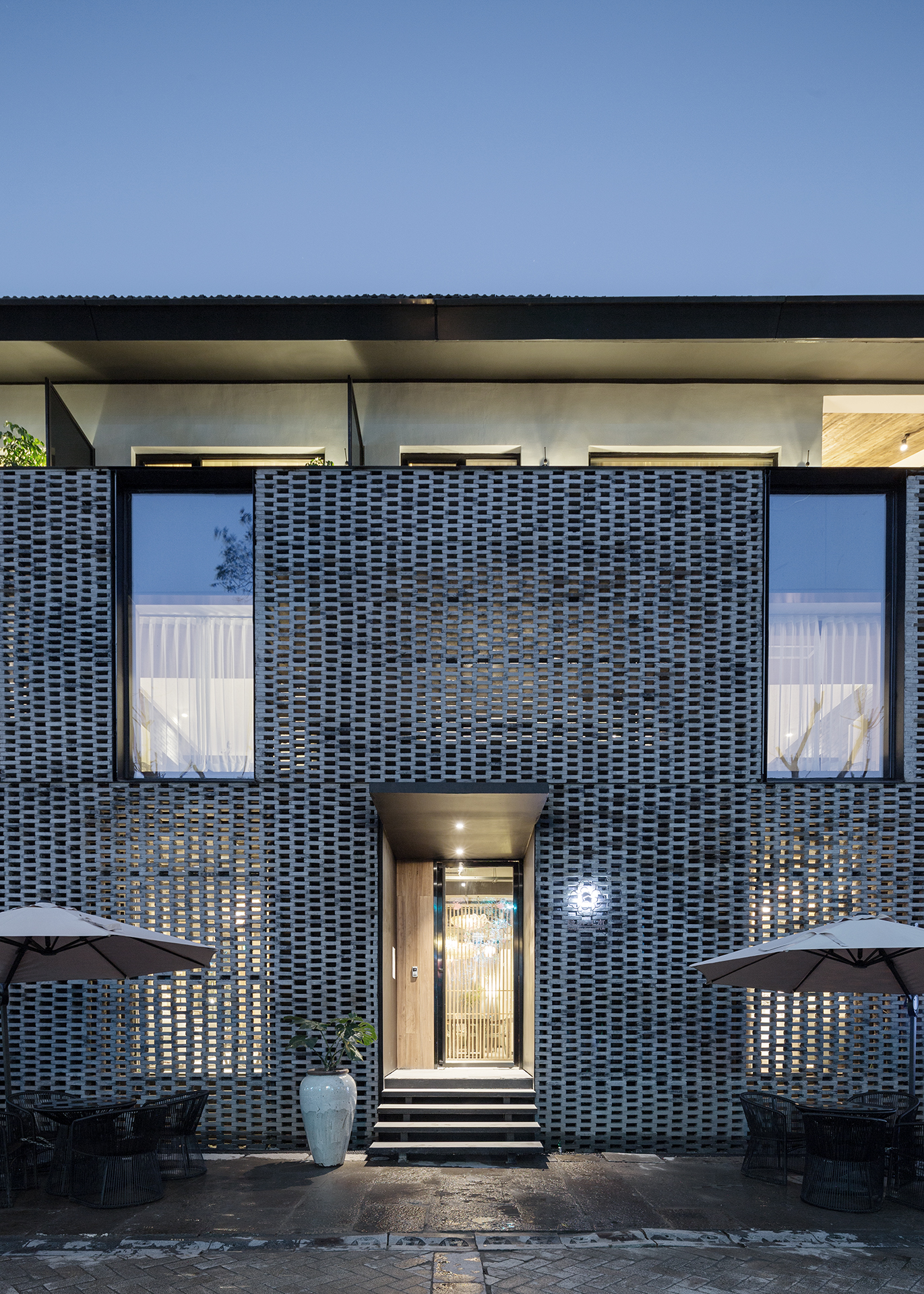 Seclusive Jiangnan Boutique Hotel - Architizer