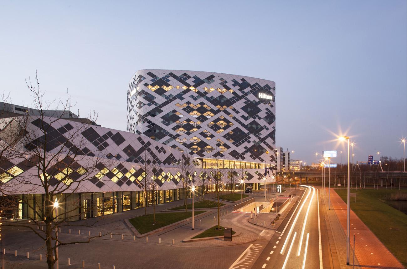 Amsterdam Airport Schiphol Hotel - Architizer