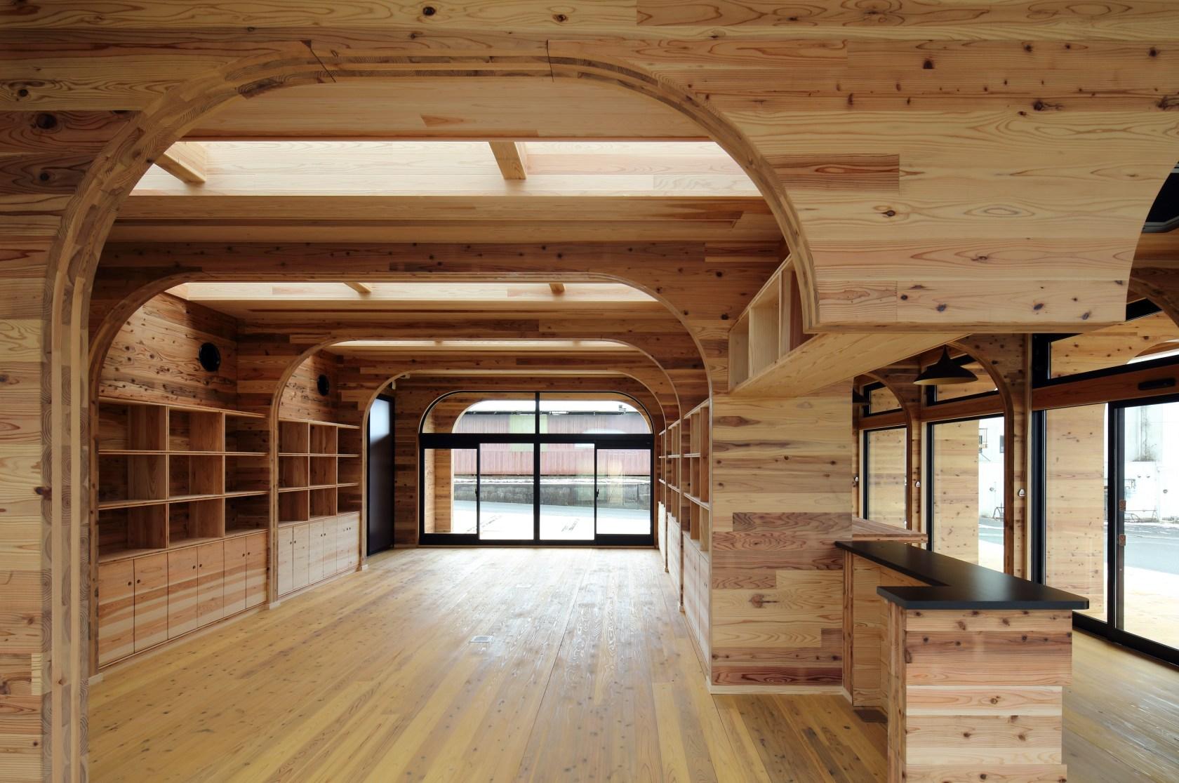 Santo CLT Office  Architizer