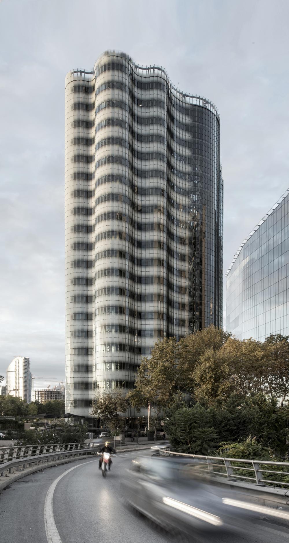 Maslak .1 Office Tower - Architizer