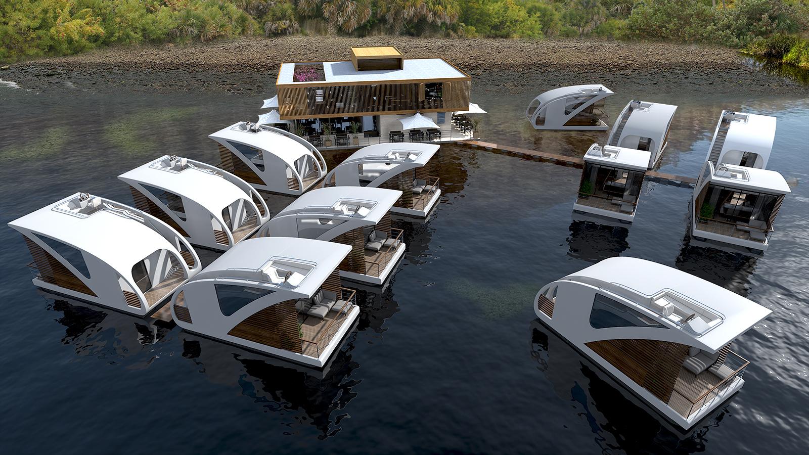 Catamaran Apartments Architizer