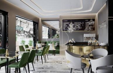 restaurant modern luxury fine dining colony contemporary architizer