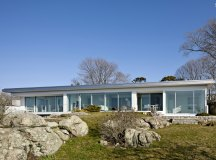 Water House Coastal Connecticut - Architizer