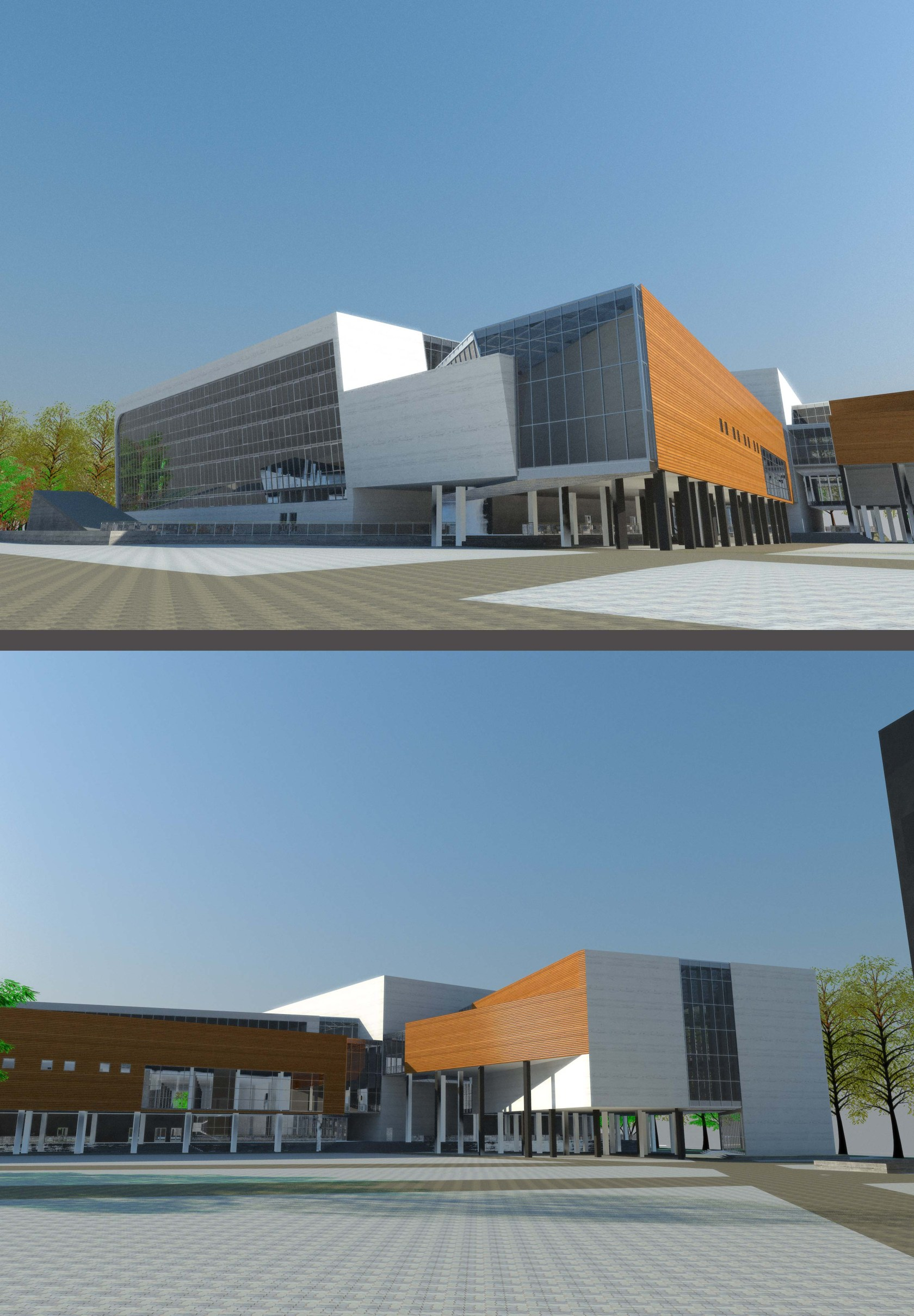 Museum Of Modern Art In Warsaw 2006 - Architizer