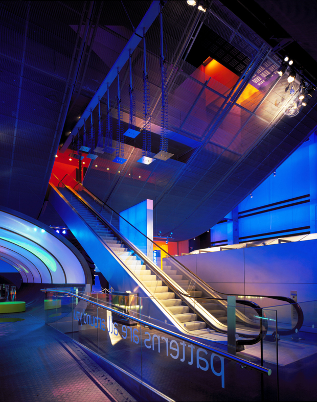 Wellcome Wing Science Museum - Architizer