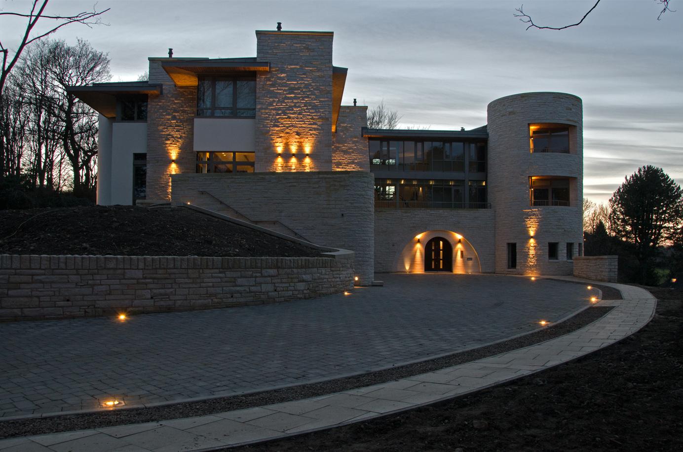 Ravelston Dykes - Quaba House Architizer