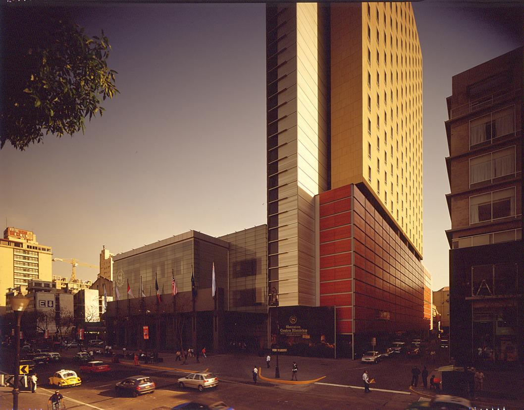 Hotel Hilton Ciudad De Xico - Architizer