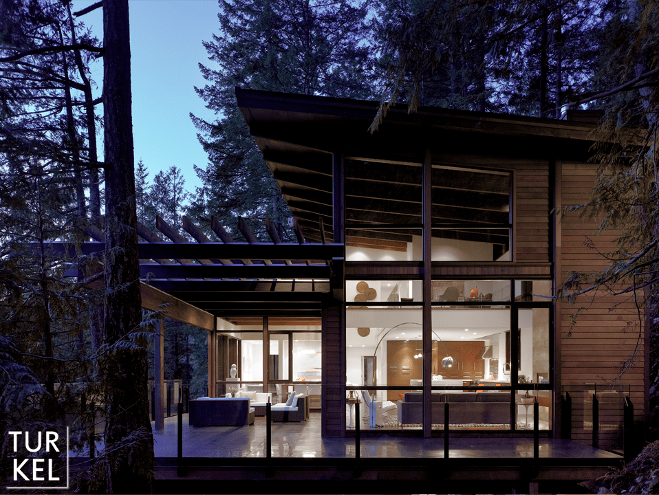 Gambier Island House - Architizer