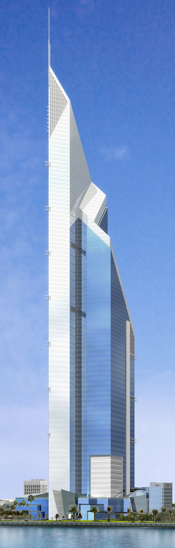Dubai Tower Doha Qatar - Architizer