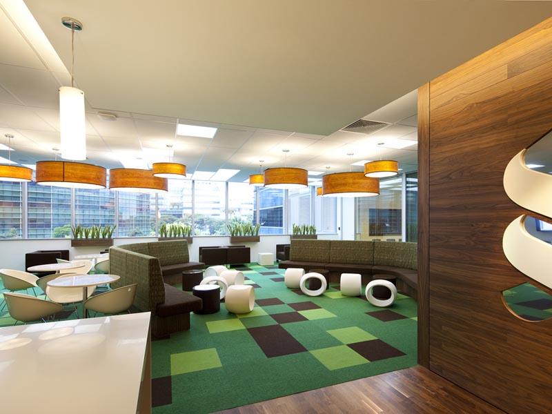 Standard Chartered Bank - Changi Business Park - Architizer