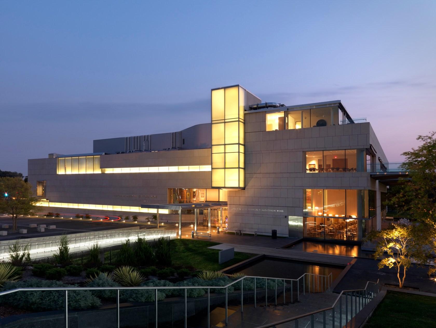 Virginia Museum Of Fine Arts Richmond Va - Architizer