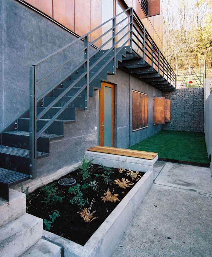 Terrace House - Architizer